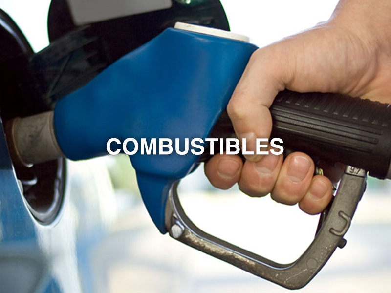Combustibles desde ...