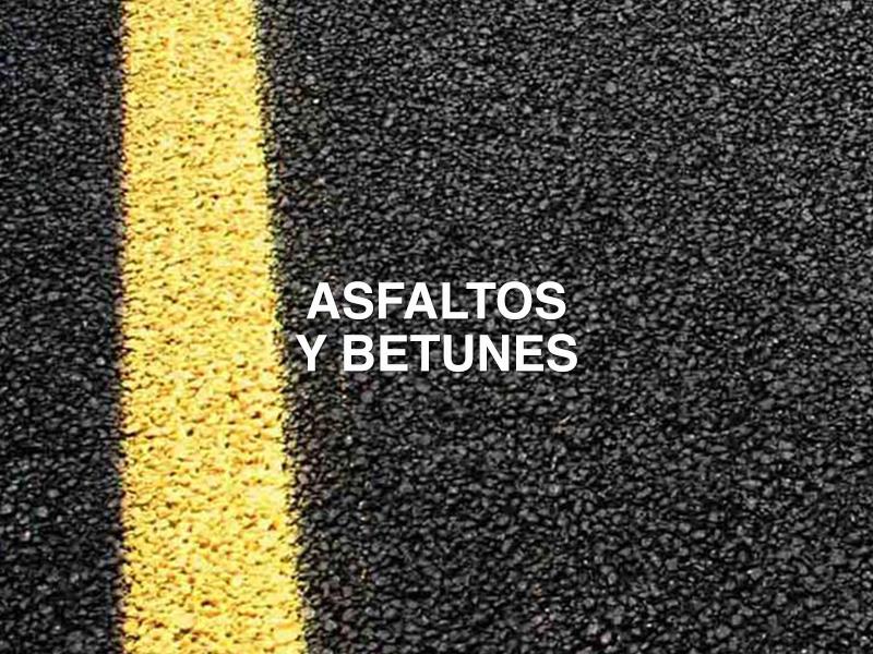 asfaltosybetunes